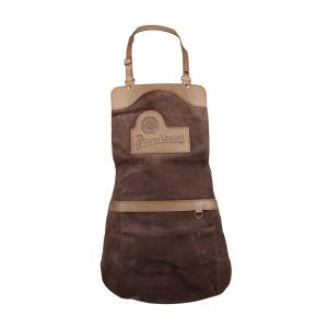 Pilsner Urquell apron - leather