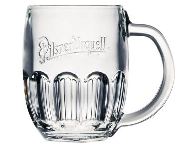 The new Pilsner Urquell 0.5 l glass