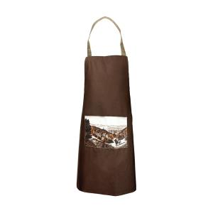 """Kozel"" barbecue apron"