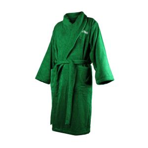 Pilsner Urquell green bathrobe