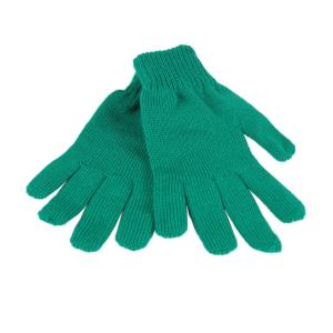 Pilsner Urquell green gloves