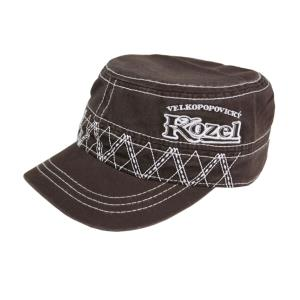 Baseball cap Kozel brown