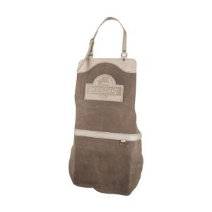 Radegast apron - leather