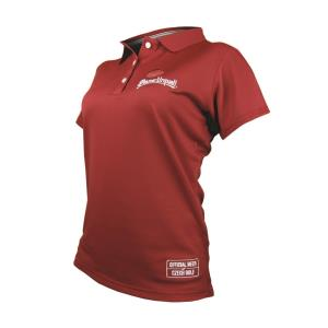 Damen Polo Footjoy rot