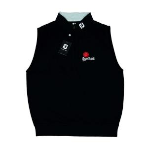 Men's vest Footjoy black