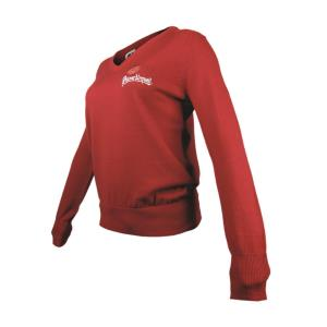 Ladies sweater Footjoy red