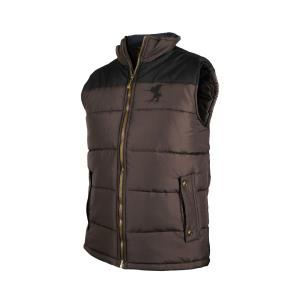 Winter vest Kozel - brown