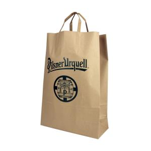 Pilsner Urquell Paper Bag, Small