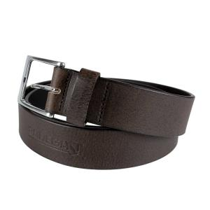 Leather belt Radegast brown