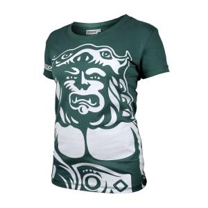 Ladies T-shirt Radegast green