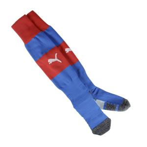 Socks FC Viktoria Plzen red and blue