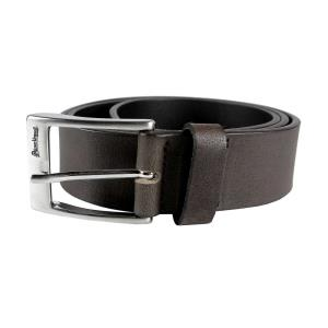 Leather belt Pilsner Urquell brown