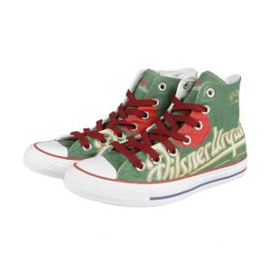Converse Chuck Taylor All Star with Pilsner Urquell - green