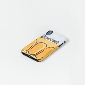 Pilsner Urquell TOUGH mobile phone case - glass of beer motif