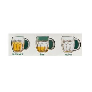 Pilsner Urquell set of magnets