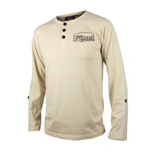 Men's shirt button Kozel with embroidery
