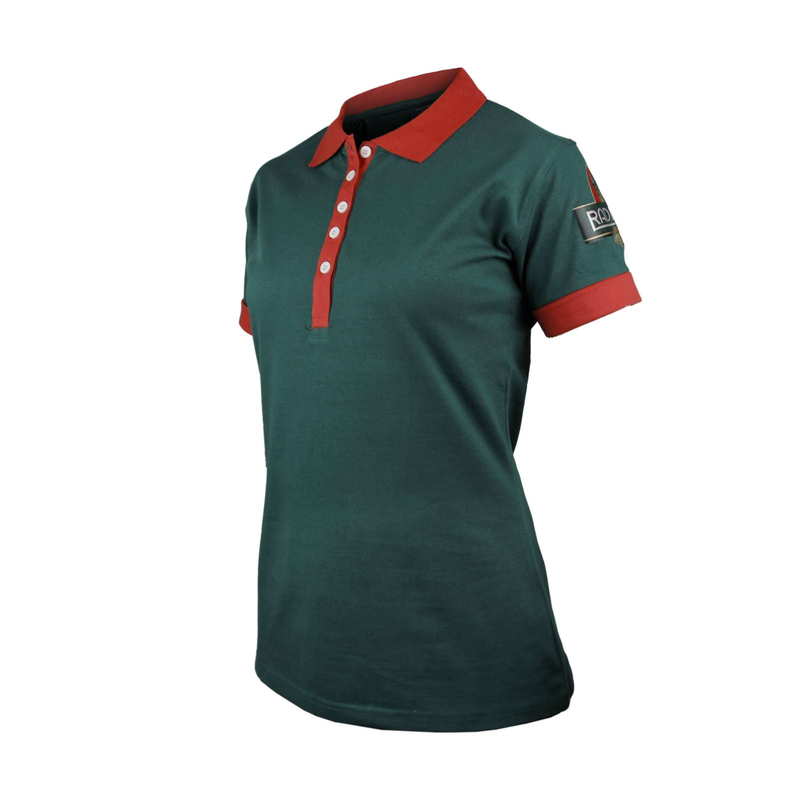 Women ´s polo shirt Radegast design