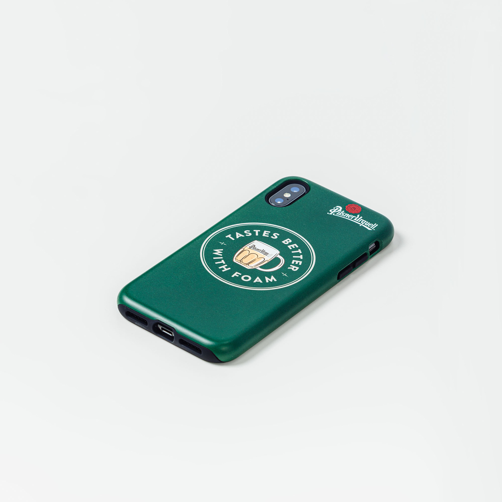 Pilsner Urquell TOUGH mobile phone case - green