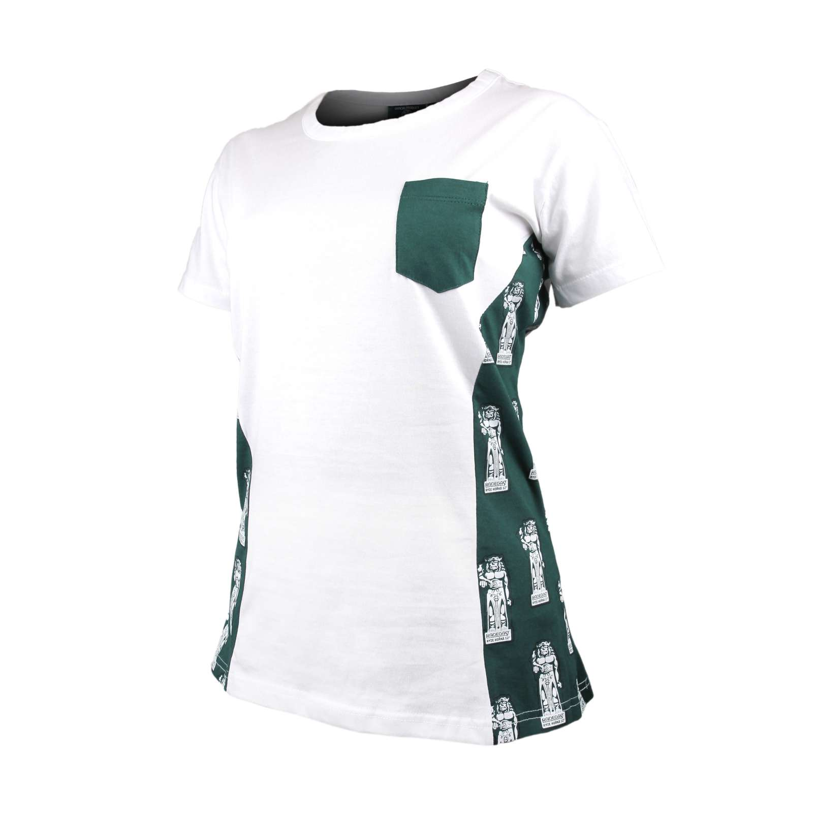 Women´s T- shirt Radegast design with embroidery